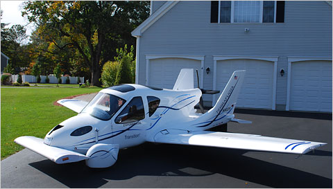 The Rise Of The Flying Car Astounde Com