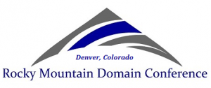 Rocky Mountain Domain Conference