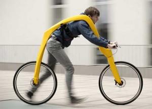 pedal-less bike