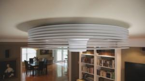 First bladeless ceiling fan astounde tesla turbine exhale fan aloadofball Choice Image