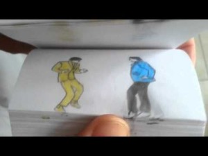 gangname-style-flip-book