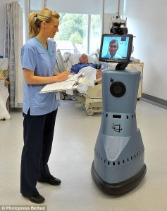 Robot Doctors That Can See Patients, Navigate Hospitals
